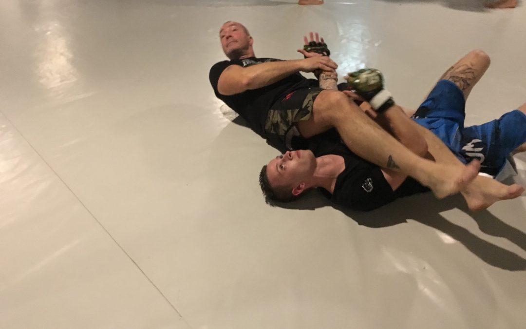 MMA Lessen @Downhat gym!