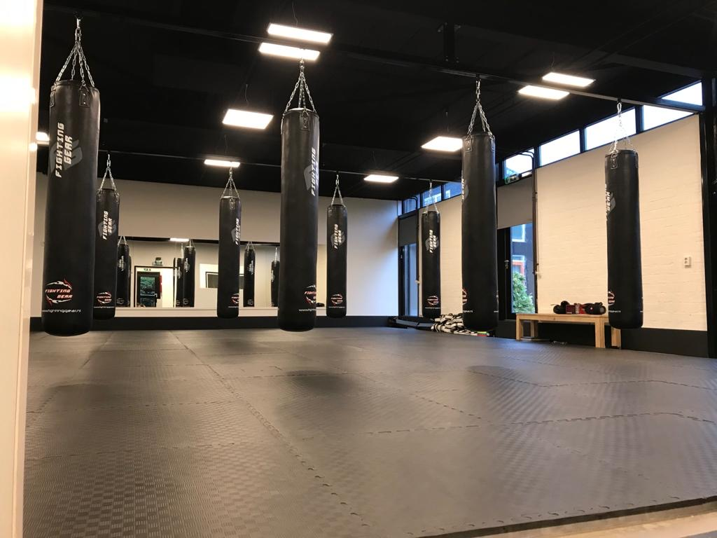 Nieuwe gym is open!